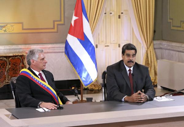 Resultado de imagen para convenios firmados por Díaz Canel en su visita a venezuela